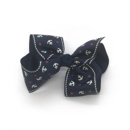ahoy-mate-childrens-kids-hair-bows-clip-navy-blue-1