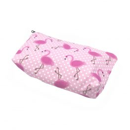 cute-flamingos-polka-dot-travel-pouch-bag-2
