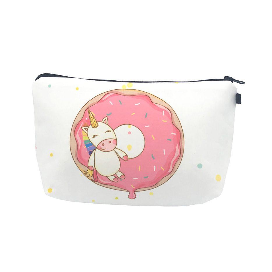 cute-unicorn-and-doughnut-travel-pouch-bag-2