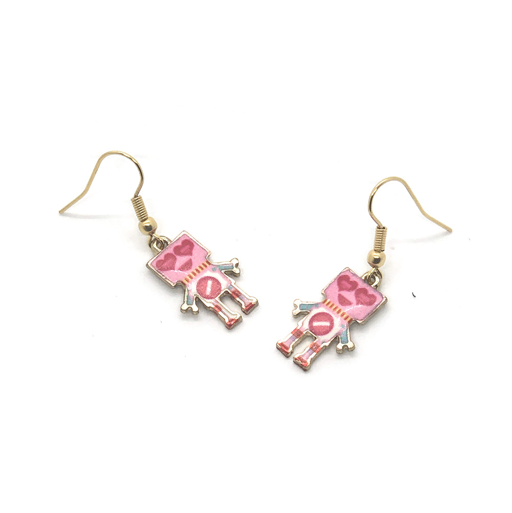 domo-arigato-mr-roboto-earrings-pink-3