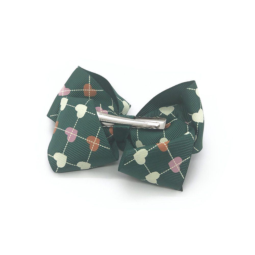 full-of-love-childrens-kids-bows-dark-green-1