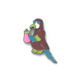 just-chillin-parrot-enamel-pin-1