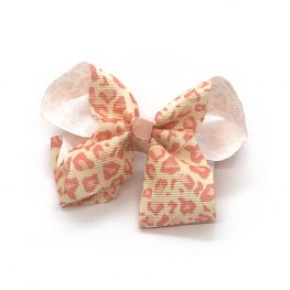 leopard-print-childrens-kids-hair-bows-clip-pastel-pink-1