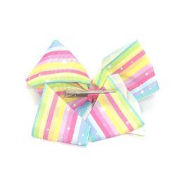 multi-tonal-stars-childrens-junior-ribbon-hair-bows-clip-rainbow-1