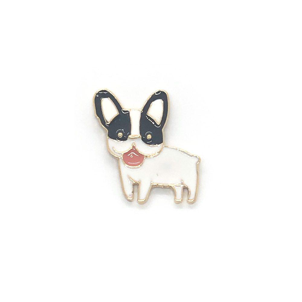 my-cute-bulldog-and-i-enamel-pin