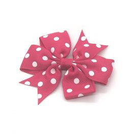 polka-dot-pinwheel-childrens-kids-hair-bows-clip-hot-pink-1