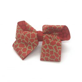 posh-in-prints-childrens-kids-hair-bows-clip-red-1