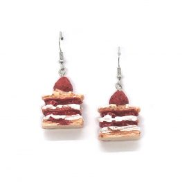 strawberry-puff-pastry-earrings