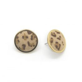 stylish-in-print-earrings-brown-1