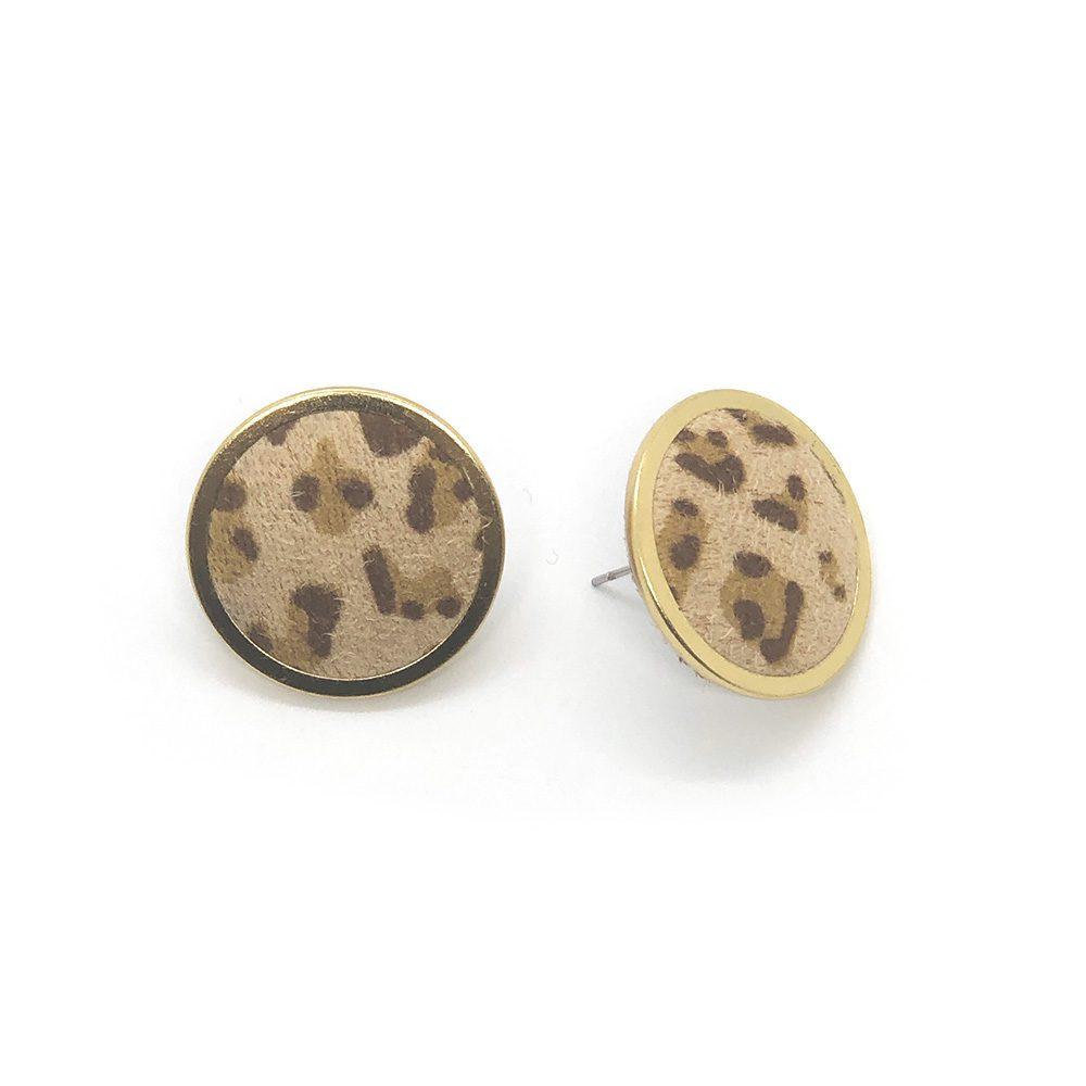 stylish-in-print-earrings-brown-1