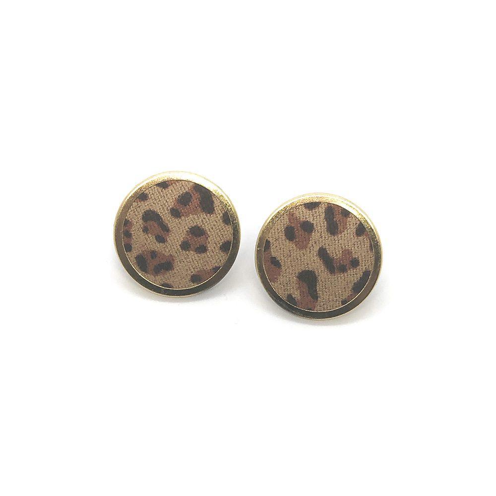 stylish-in-print-earrings-dark-brown-1b