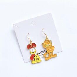 garfield-and-odie-cartoon-earrings-2a