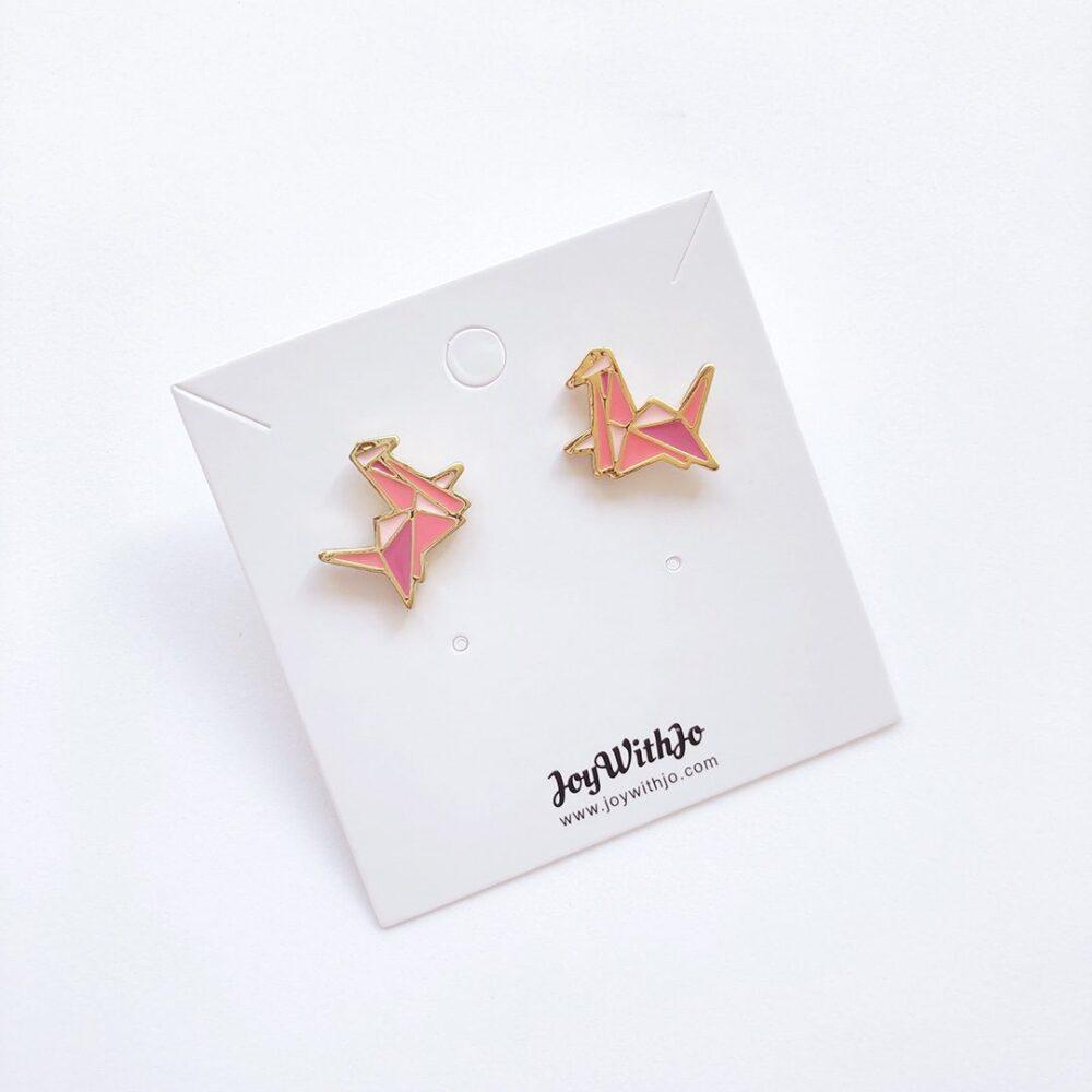 paper-crane-cute-earrings-studs-2