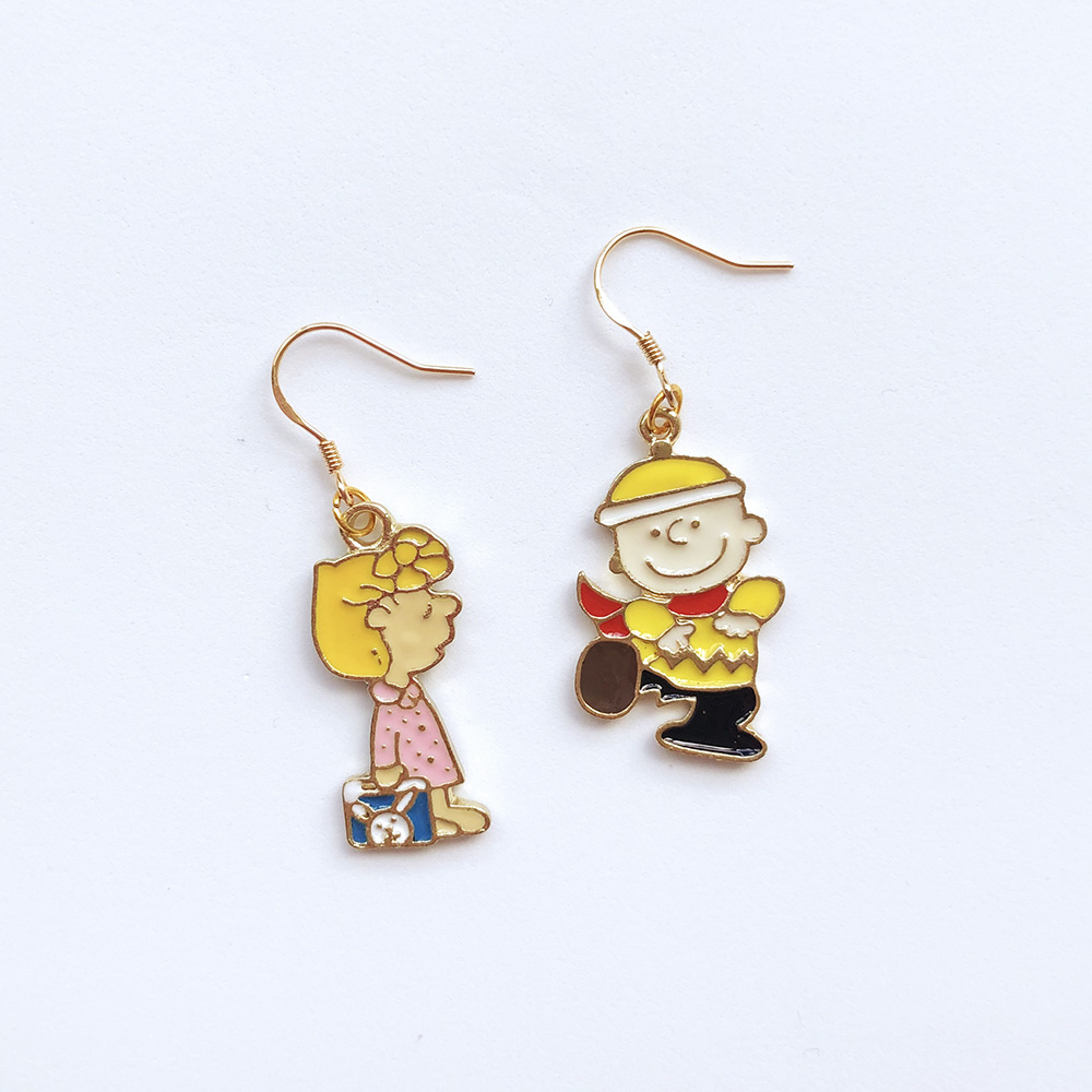 peanuts-sally-and-charlie-brown-earrings-1