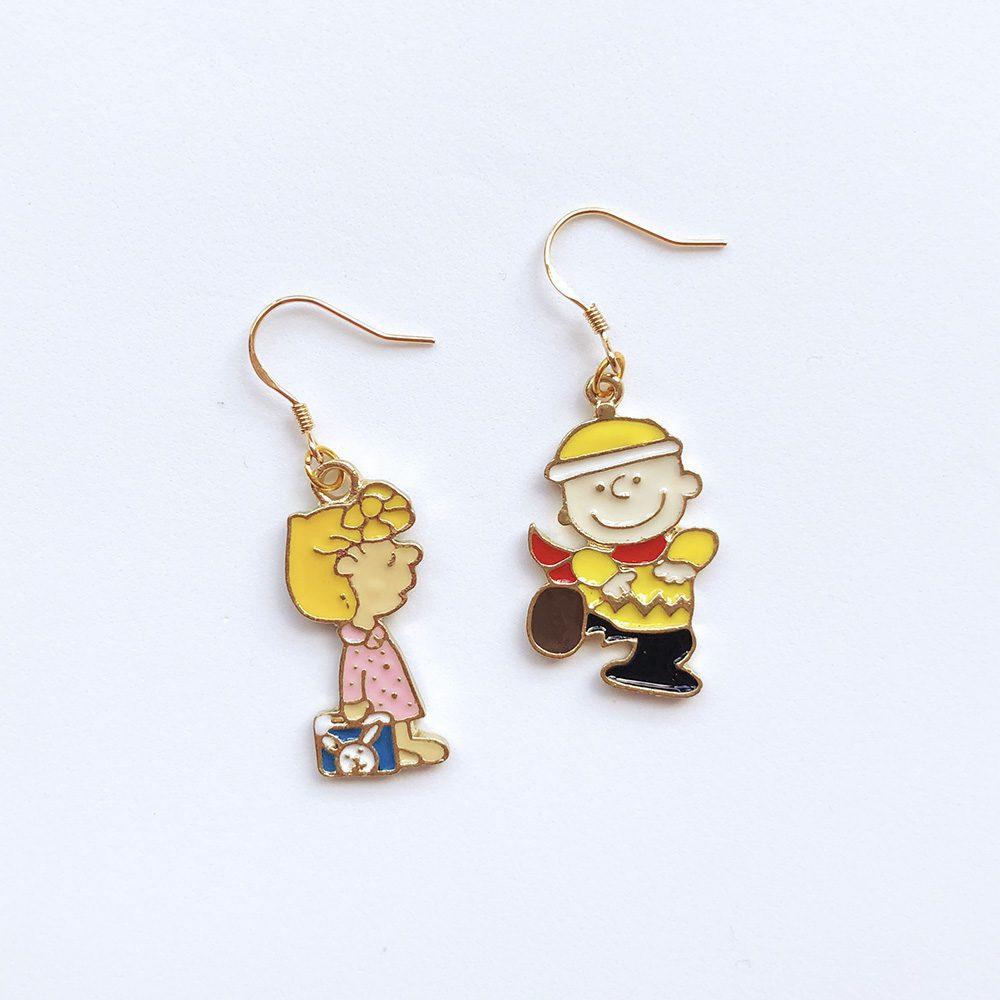 peanuts-sally-and-charlie-brown-earrings-1