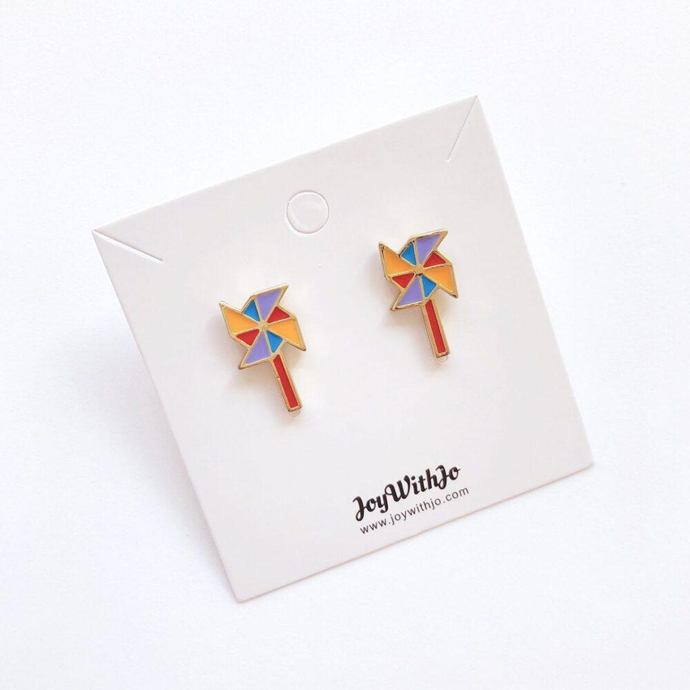 rainbow-pinwheel-cute-earrings-studs-2a