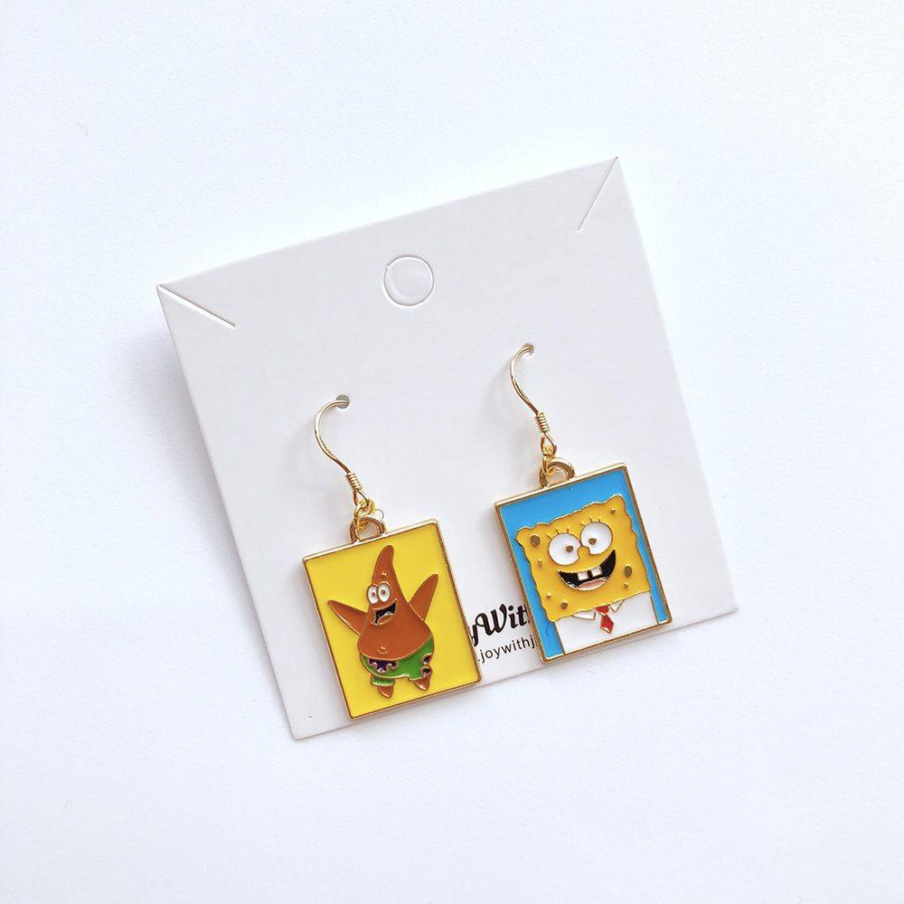 spongebob-squarepants-earrings-and-patrick-1