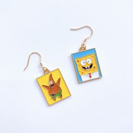 spongebob-squarepants-earrings-and-patrick-1