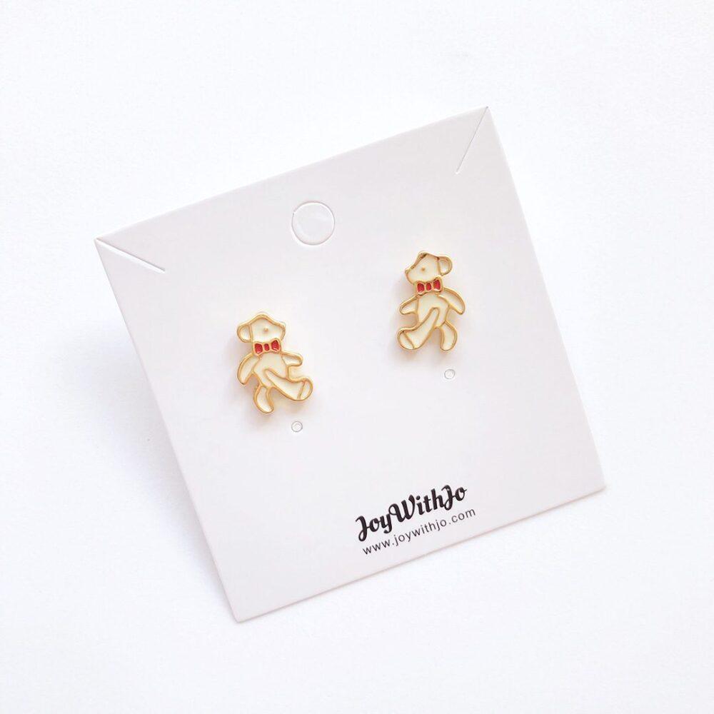 teddy-bear-cute-earrings-studs-1
