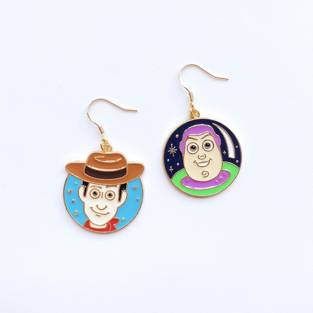 toy-story-woody-and-buzz-earrings-1b