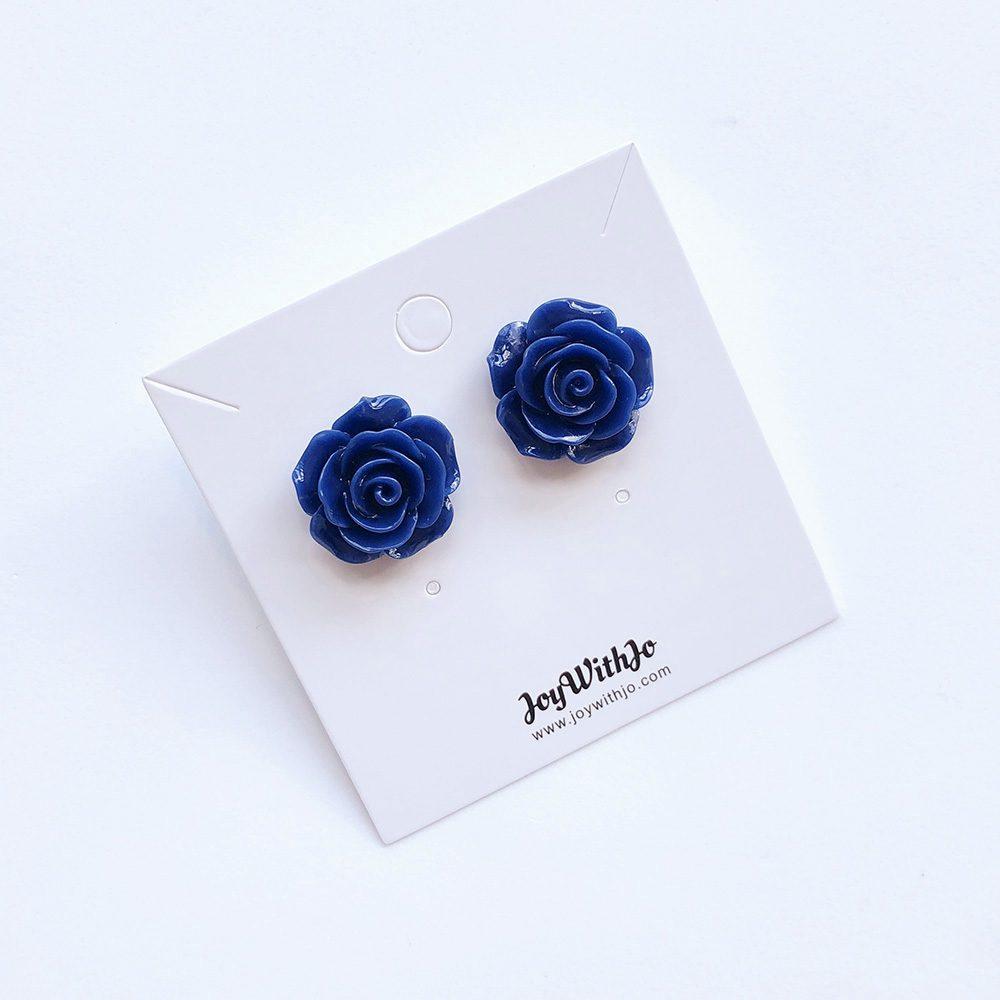 vintage-inspired-blue-rose-earrings-1