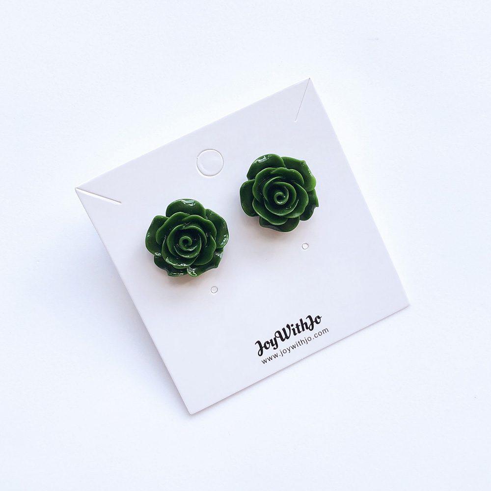 vintage-inspired-green-rose-earrings-1