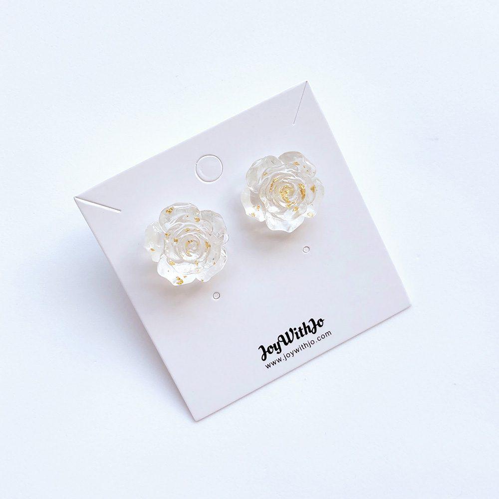 vintage-inspired-transparent-gold-rose-earrings-1