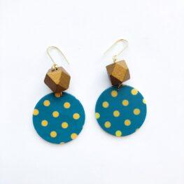 polka-dot-fun-earrings-blue-1a