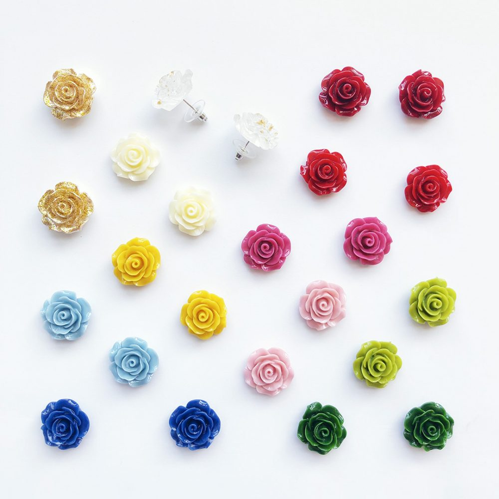vintage-inspired-rose-earrings-1
