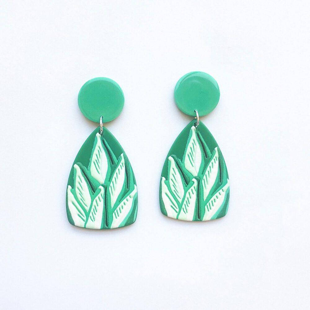 aloe-vera-green-earrings-1a
