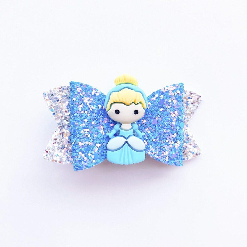 cinderella-blue-girls-hair-bow-1f