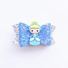 cinderella-blue-girls-hair-bow-1f