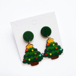 cute-christmas-tree-earrings-2