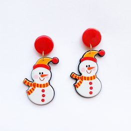 cute-little-snowman-christmas-earrings-1a