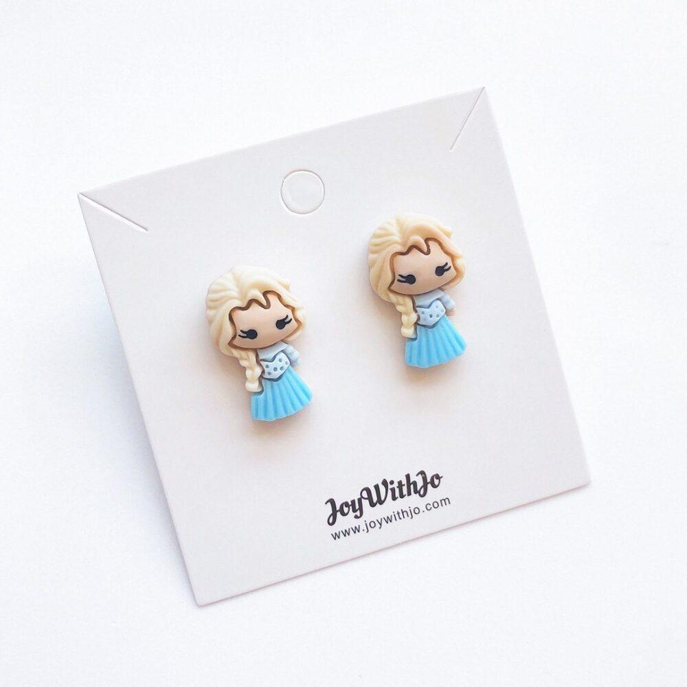 frozen-elsa-cute-stud-earrings-2a