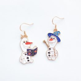 frozen-olaf-wizard-cute-drop-earrings-1c