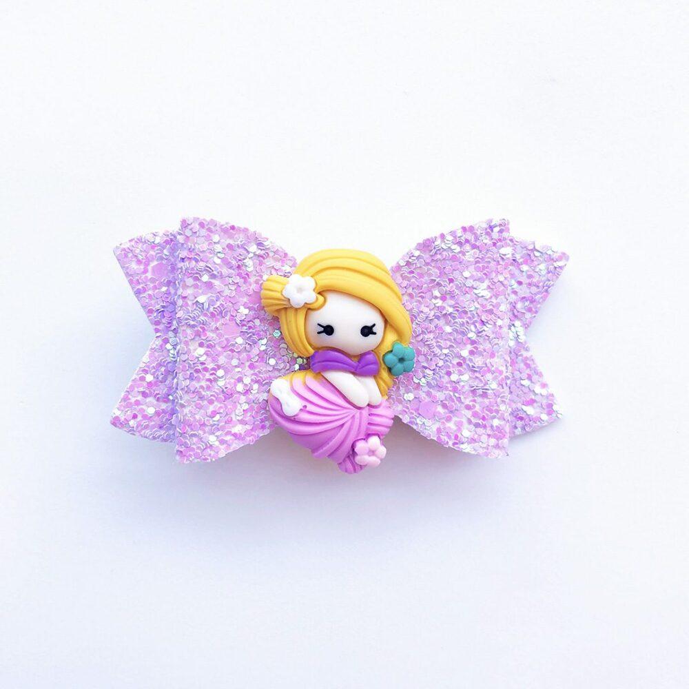 tangled-rapunzel-in-purple-girls-hair-bow-1c