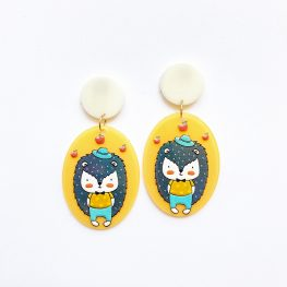 sharp-but-cute-hedgehog-earrings-1b