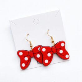 cute-red-polka-dot-bow-earrings-2