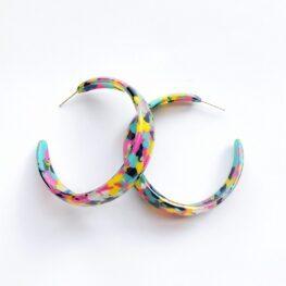 living-in-colour-hoop-earrings
