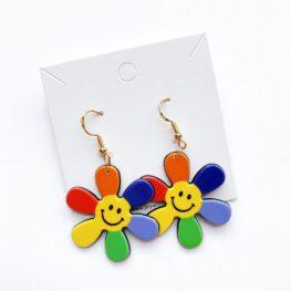 rainbow-floral-smiley-face-earrings-2