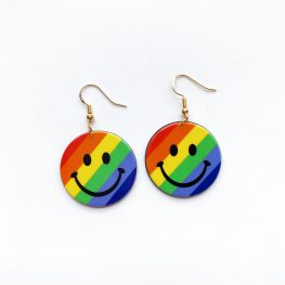 rainbow-happy-smiley-face-earrings-1