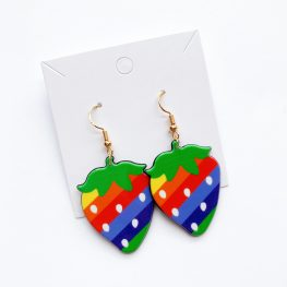 rainbow-polka-dot-strawberry-earrings-2a
