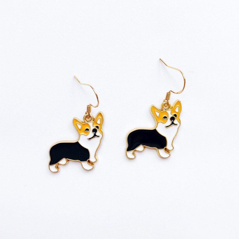 cute-and-corgeous-corgi-dog-earrings-1a