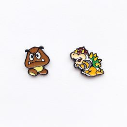 cute-goomba-and-bowser-stud-earrings-1a