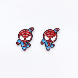 cute-spiderman-stud-earrings-1a