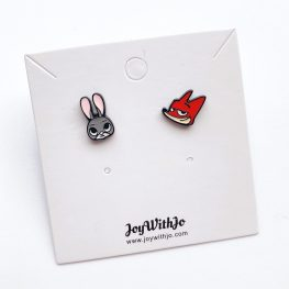 cute-zootopia-judy-and-nick-stud-earrings-1a