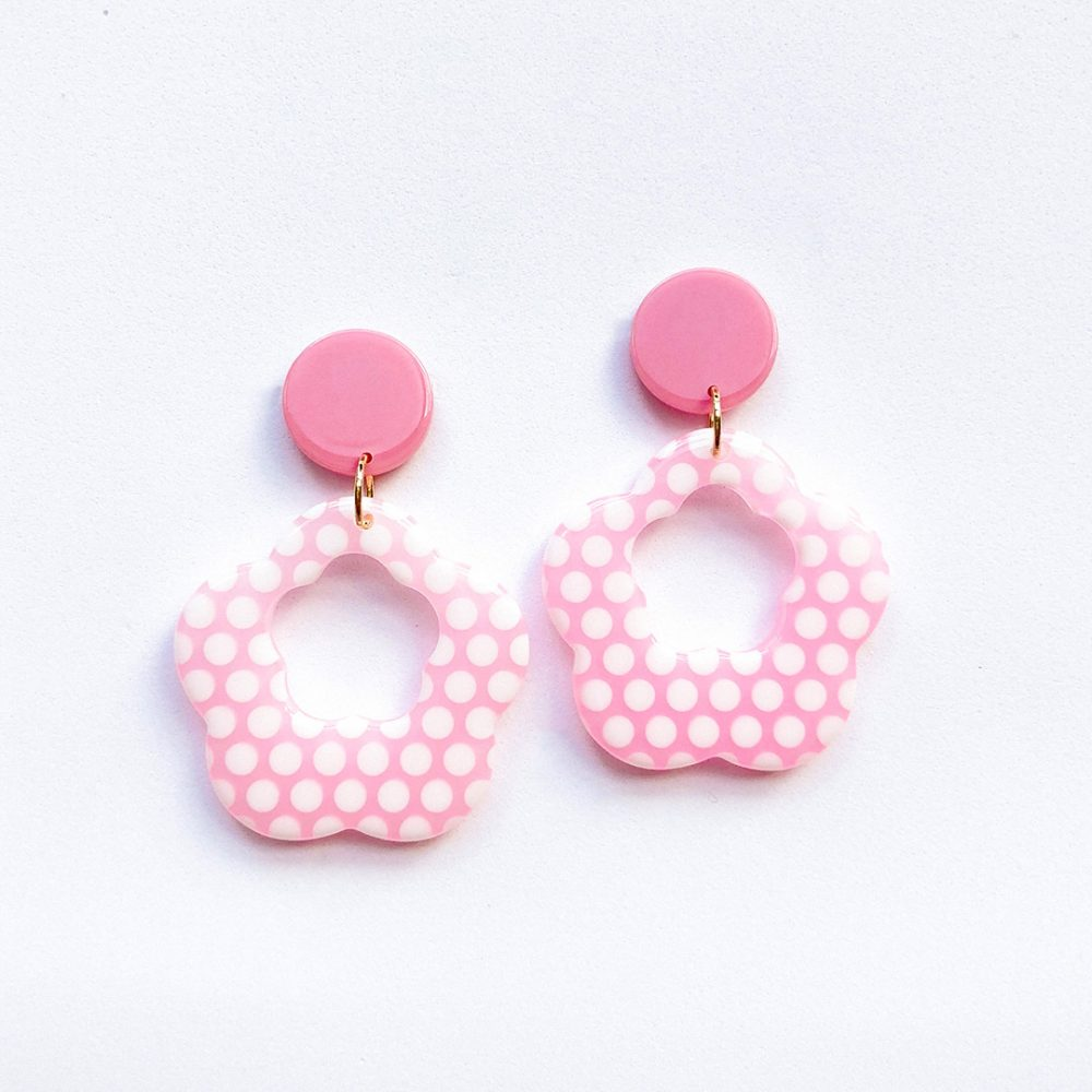 dotty-about-dots-polka-dot-earrings-pink-1f