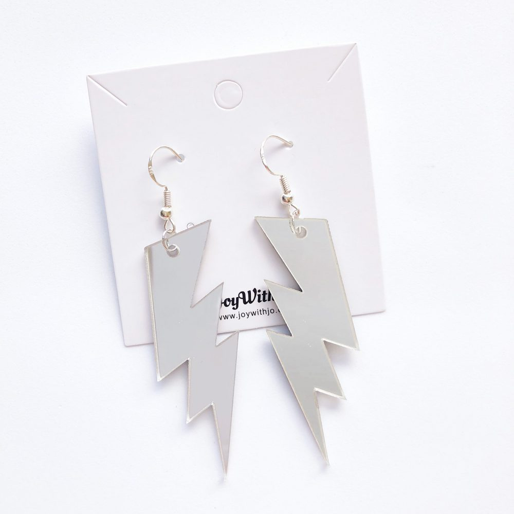 acrylic-lightning-bolt-earrings-silver-1a