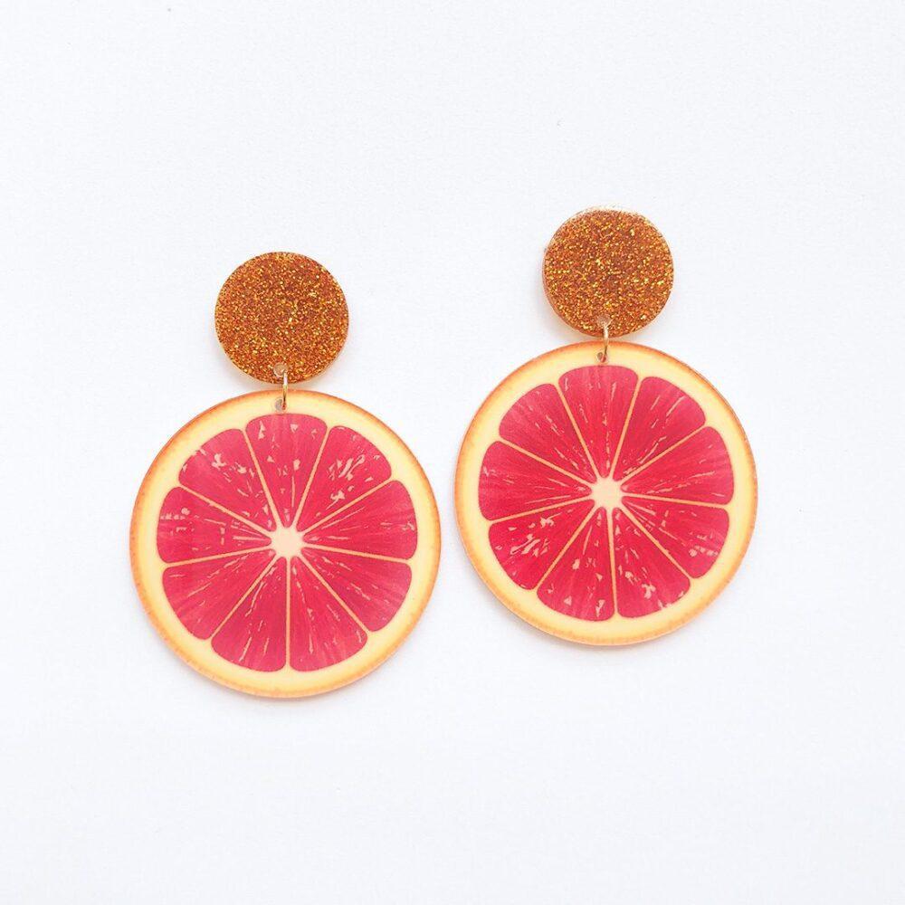 grapefruit-earrings-1a